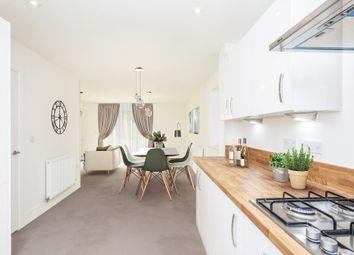 Thumbnail 2 bedroom flat for sale in Block C, The Squre, Brooklands, Milton Keynes