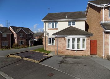 Thumbnail 3 bed detached house for sale in Maes Yr Eirlys, Broadlands, Bridgend.