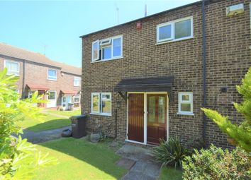 Thumbnail 3 bed end terrace house for sale in Apsledene, Gravesend