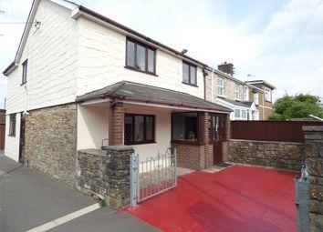 2 bed semi-detached house for sale in Penprysg Road, Pencoed, Bridgend, Mid Glamorgan CF35