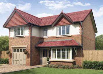 Thumbnail 4 bedroom detached house for sale in Moorfield Park, Poulton-Le-Fylde, Lancashire