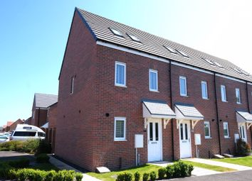 Thumbnail 3 bed end terrace house for sale in Norham Drive, Amble, Morpeth
