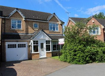 Thumbnail 4 bed detached house for sale in Swift Bank, Glossop