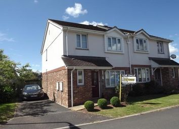 Thumbnail 3 bed semi-detached house to rent in Taylors Field, North Tawton