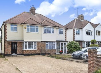 Thumbnail 3 bed semi-detached house for sale in Moorfield Road, Denham, Uxbridge