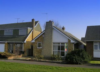 Thumbnail 2 bed detached bungalow for sale in Halifax Close, Wroughton, Wiltshire