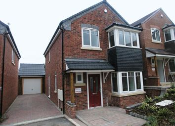 Thumbnail 4 bed detached house for sale in Corron Hill, Cobham Road, Halesowen