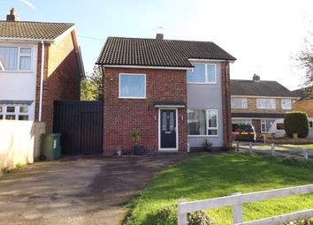 Thumbnail 4 bed detached house for sale in Ripon Drive, Blaby, Leicester, Leicestershire