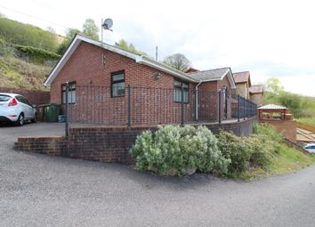 Thumbnail 2 bed detached bungalow for sale in Lower Road, Elliots Town, New Tredegar