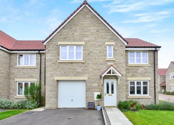 Thumbnail 5 bed detached house for sale in Orchid Way, Writhlington, Radstock