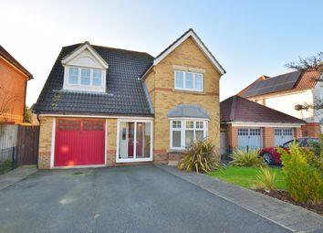 Thumbnail 4 bed detached house for sale in Claudius Grove, Knights Park