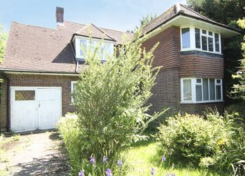 Thumbnail 3 bed detached house for sale in Dorset Drive, Edgware