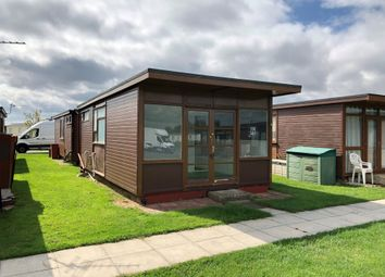 Thumbnail 1 bed mobile/park home for sale in Links Avenue, Mablethorpe