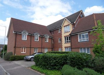 Thumbnail 2 bedroom flat to rent in Hartigan Place, Woodley, Reading