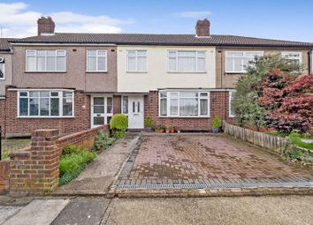 Thumbnail 3 bed terraced house for sale in Kennet Close, Cranham, Upminster