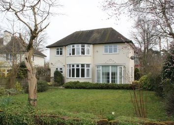 Thumbnail 4 bed detached house to rent in Egerton Road, Woodthorpe