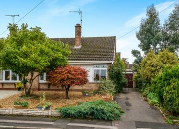 Thumbnail 2 bed semi-detached bungalow for sale in Burns Avenue, Castle Ridge, Stafford