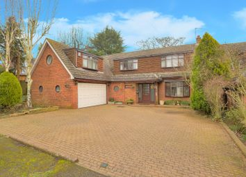 Thumbnail 4 bed detached house for sale in Barry Close, St. Albans, Hertfordshire