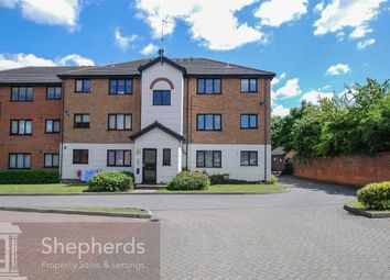 Thumbnail 1 bed flat for sale in Parrotts Field, Hoddesdon, Hertfordshire