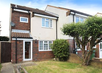 Thumbnail 3 bed end terrace house for sale in Coomes Way, Wick, Littlehampton