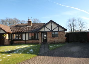 Thumbnail 2 bed semi-detached bungalow to rent in The Green, Sudden, Rochdale