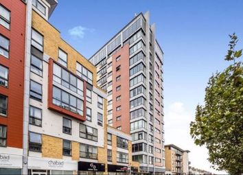 Thumbnail 1 bed flat for sale in City Gate House, Eastern Avenue, Ilford
