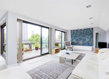 Thumbnail 3 bedroom flat for sale in Crown Reach, 145 Grosvenor Road, Westminster, London
