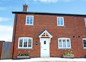 Wheatsheaf Mews, West Lavington, Devizes, Wiltshire SN10. 4 bed end terrace house for sale