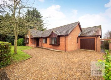 3 bed bungalow for sale in Topcliffe Avenue, Salhouse, Norfolk NR13