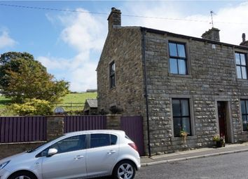 Thumbnail 4 bed end terrace house for sale in Edgeside Lane, Rossendale