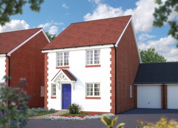 "Thumbnail 4 bedroom detached house for sale in ""The Salisbury"" at Pixie Walk, Ottery St. Mary"