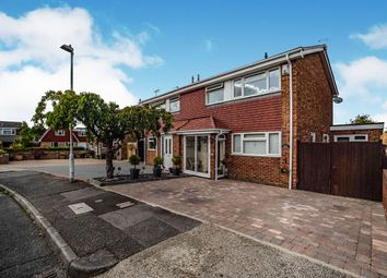 3 bed semi-detached house for sale in The Drove Way, Istead Rise, Kent DA13
