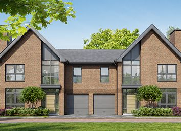 "Thumbnail 3 bed property for sale in ""Elmswell - Semi Detached"" at Kitsmead Lane, Longcross, Chertsey"