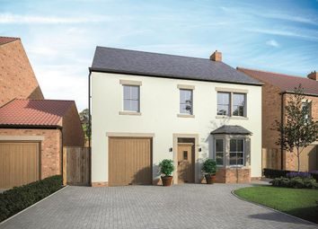 Thumbnail 4 bed detached house for sale in 11 The Green, Pickhill, Thirsk