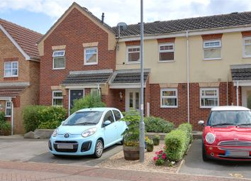 Thumbnail 2 bed terraced house for sale in Narborough Court, Wingfield Way, Beverley, East Yorkshire