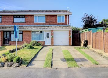 Thumbnail 3 bed semi-detached house for sale in Oriel Road, Ashton-In-Makerfield, Wigan