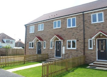 Thumbnail 2 bed terraced house for sale in Marsh Lane, King's Lynn