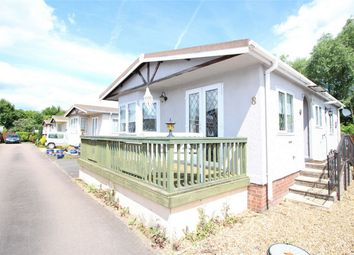 Thumbnail 2 bedroom mobile/park home for sale in Lordsway Park Homes, High Street, Alconbury, Huntingdon