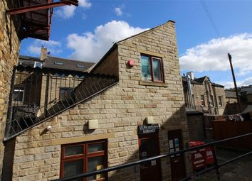 Thumbnail 1 bed flat to rent in Market Street, Milnsbridge, Huddersfield