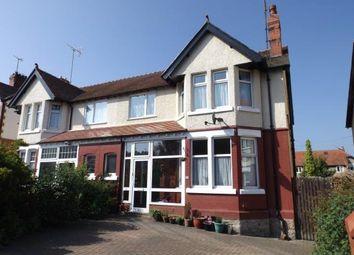 Thumbnail 4 bed semi-detached house for sale in Wynnstay Road, Old Colwyn, Colwyn Bay, Conwy