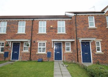 Thumbnail 2 bed terraced house to rent in Rudkin Drive, Crook