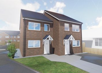 Thumbnail 3 bed semi-detached house for sale in Barnston Lane, Moreton, Wirral