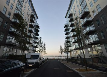 Thumbnail 2 bedroom flat to rent in Darbyshire House, Clovelly Place, Greenhithe