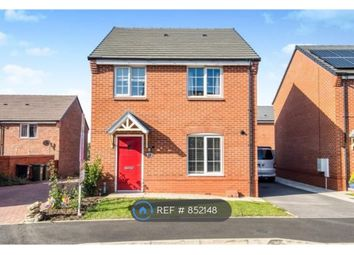 Thumbnail 4 bed detached house to rent in Banks Road, Badsey