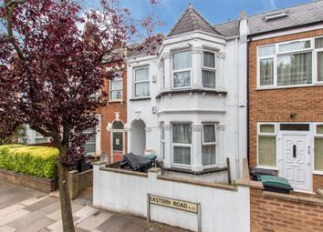 Thumbnail 3 bed flat to rent in Eastern Road, London