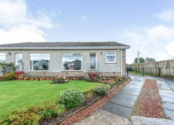 Thumbnail 3 bed semi-detached bungalow for sale in Bainfield Road, Cardross, Dumbarton