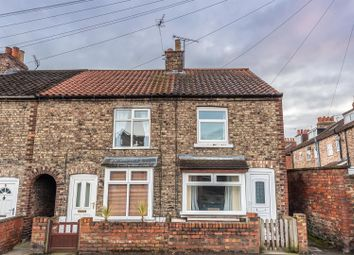 Thumbnail 2 bed end terrace house for sale in 2 Wood Street, Norton, Malton