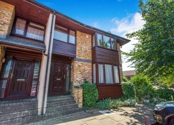 Thumbnail 4 bed end terrace house for sale in Manor Close, London