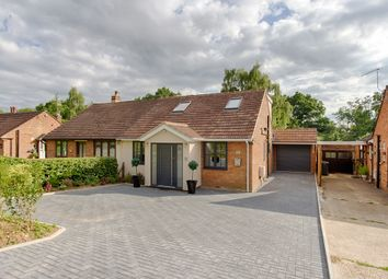 Thumbnail 4 bedroom semi-detached bungalow for sale in Lower Road, Little Hallingbury, Bishop's Stortford