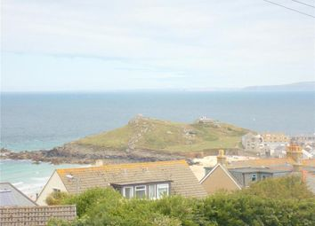 Thumbnail 2 bed flat for sale in Carthew Terrace, St Ives, Cornwall